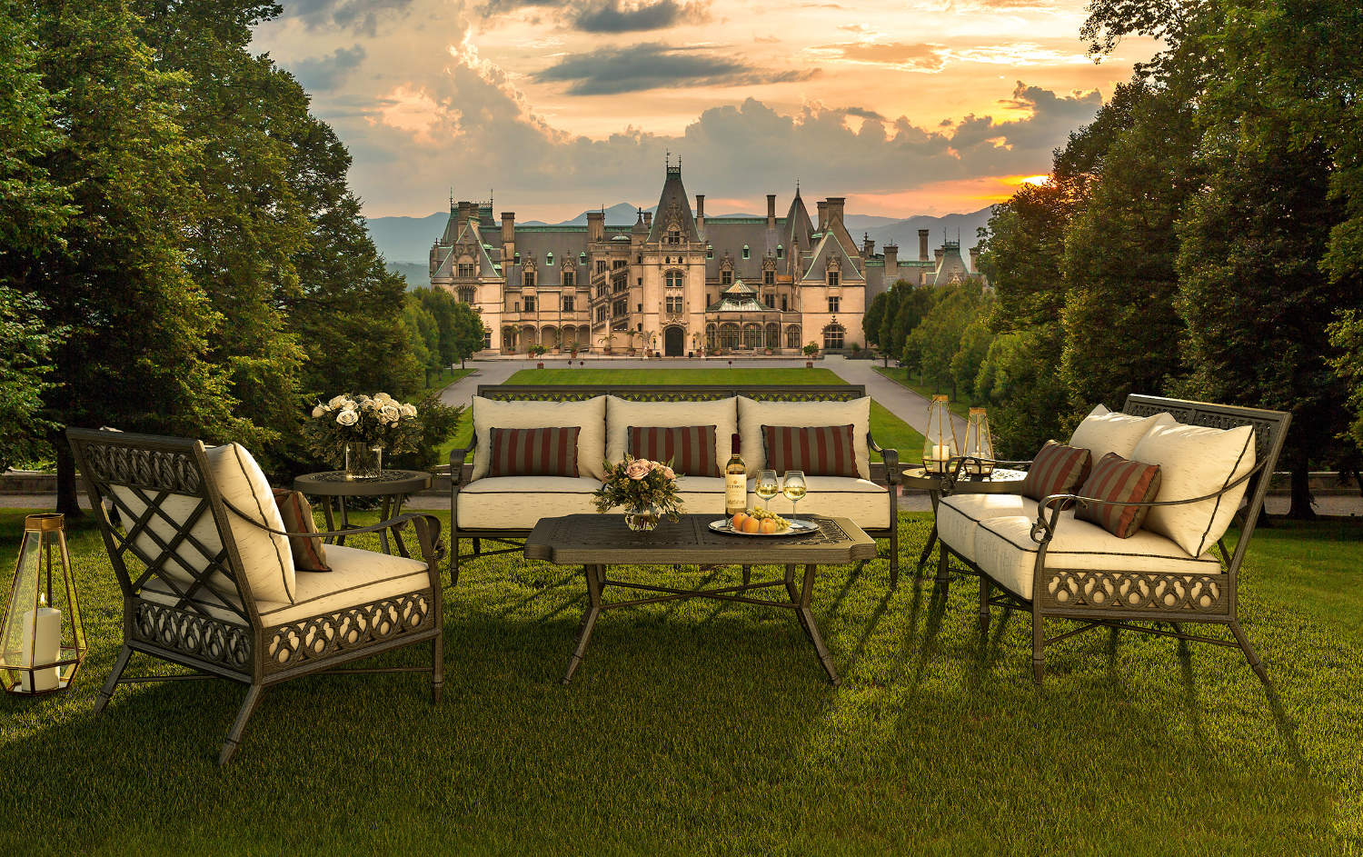 Castelle BILTMORE_ESTATE-DEEP-SEATING_PR